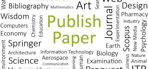 publish paper
